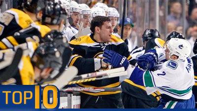 Bruins-Canucks