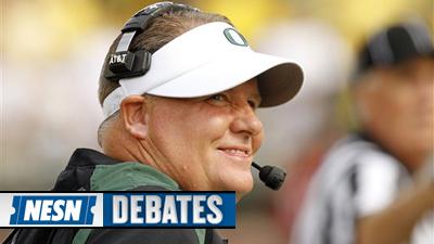 Chip Kelly Debates 1