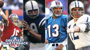 Vote for NFL's Greatest Quarterback in Team, Division, Conference and League History