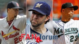 Vote: Which Remaining Free-Agent Starter Would You Most Like to See the Red Sox Sign?