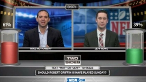Tom Brady, Bill Belichick Hold Edge Over Texans Counterparts, But Is QB or Coach Bigger Difference? (Video)