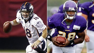 Peyton Manning ,William Moore