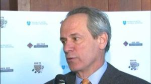 Larry Lucchino Prefers Red Sox Compete As 'Scrappy, Hard-Charging' Underdog Team (Video)