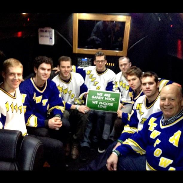 Boston Bruins Newtown