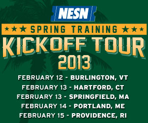 NESN Spring Training Kickoff Tour