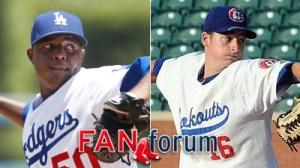 Vote: Will Rubby De La Rosa or Allen Webster Have a Better Major League Career?