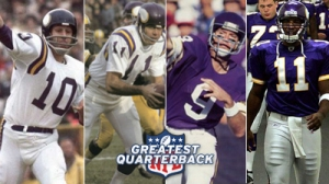 Vote: Who Is the Greatest Quarterback in Vikings History?