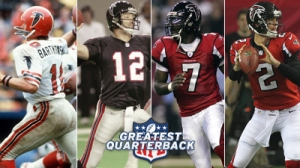 Vote: Who Is the Greatest Quarterback in Falcons History?