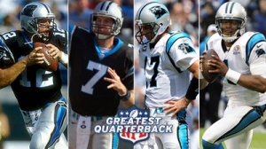Vote: Who Is the Greatest Quarterback in Panthers History?