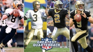 Vote: Who Is the Greatest Quarterback in Saints History?