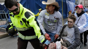 Carlos Arredondo Relives Heroic Rescue Efforts After Boston Marathon Bombings (Video)