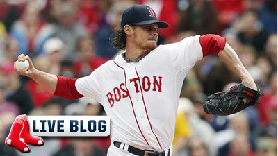 Clay Buchholz Live Blog