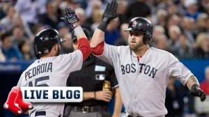 Red Sox-Blue Jays Live: John Lackey Suffers Injury, Sox' Offense Struggles in 5-0 Loss to Blue Jays