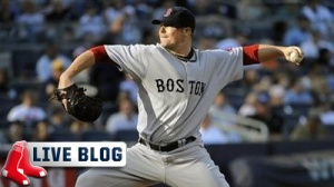 Red Sox-Yankees Live: Jon Lester, Sox Kick Off 2013 Season With 8-2 Win on Opening Day