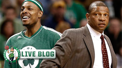 Paul Pierce, Doc Rivers