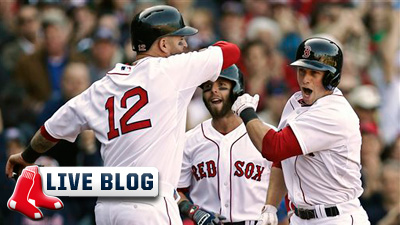 Red Sox Liveblog