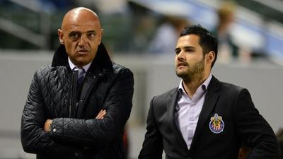 Jose Luis Sanchez Sola and Isidro Sanchez