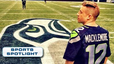 Macklemore Sports Spotlight
