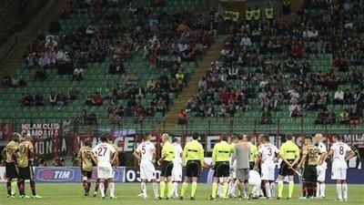 AC Milan-Roma, Mario Balotelli Racism