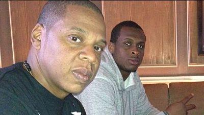 Geno Smith, Jay-Z