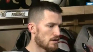 Andrew Ference Acknowledges Importance of Support Role But Glad to Be Back On Ice (Video)