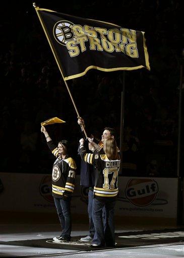 Stanley Cup Blackhawks Bruins Hockey