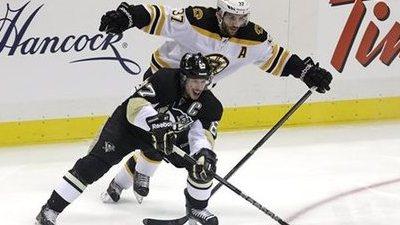 Sidney Crosby, Patrice Bergeron