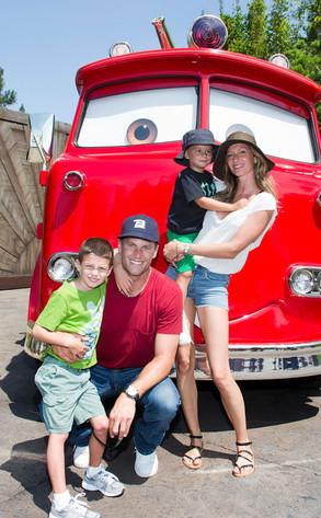 Tom Brady, Family