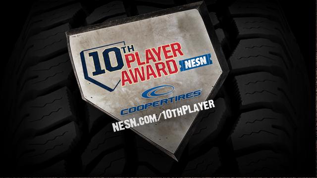10th Player Award
