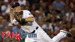 Who Should Be Red Sox' Starting Third Baseman Down the Stretch?