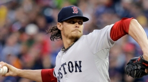 Clay Buchholz's Solid Final Outing Puts Red Sox in Driver's Seat for Home-Field (Video)
