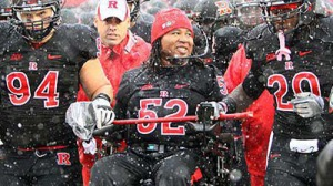 Rutgers Asks Eric LeGrand To Give Commencement Speech, Rescinds Offer
