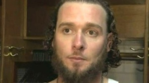 Jarrod Saltalamacchia Says Jake Peavy 'Threw the Ball Well' in Loss to Rays (Video)