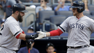 Mike Napoli, Will Middlebrooks