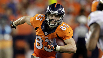 Wes Welker, Jimmy Smith