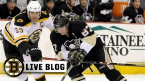 Bruins-Penguins Live: Patrice Bergeron Scores In Overtime, Bruins Win 3-2