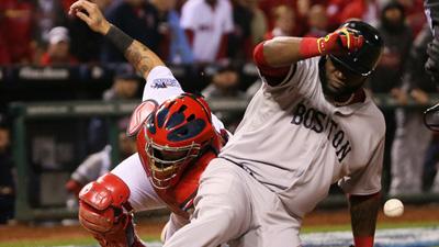 Cardinals v Boston Red Sox World Series Game 4