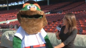 Wally the Green Monster Breaks 16-Year Silence in Exclusive Interview With Jenny Dell (Video)