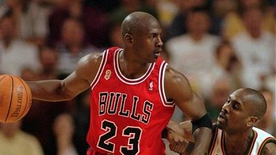 Michael Jordan, Gary Payton