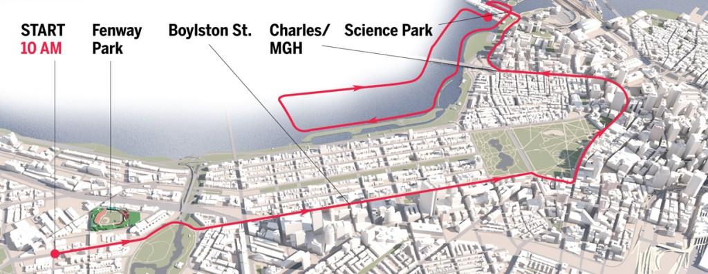 parade map