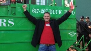 Jake Peavy Takes Piece of Parade Home With Him, Purchases Duck Boat Following World Series Celebration (Photo)