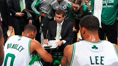Brad Stevens, Courtney Lee