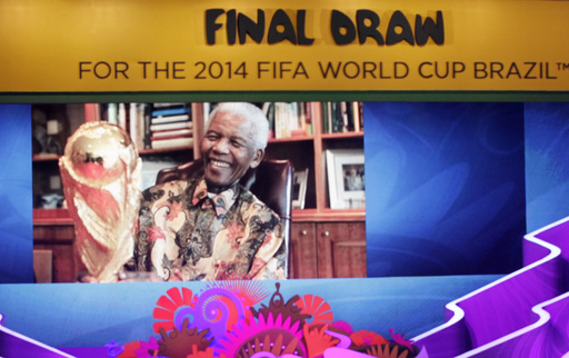 Brazil Soccer WCup Draw