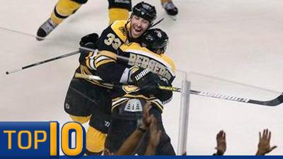 Bruins Top 10