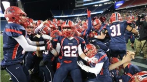 2013 High School Super Bowls at Gillette Stadium