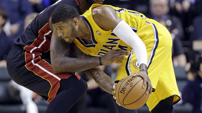 Paul George, LeBron James