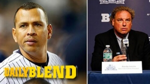 Alex Rodriguez Accuses Yankees of Having Bounty on Contract, Team President Makes Steroid Jokes Over Email