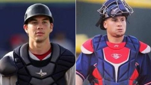 Prospects Swihart, Vazquez Provide System Depth At Catcher For Red Sox