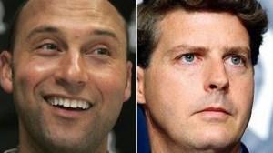 Hal Steinbrenner Won't Talk About Alex Rodriguez's Future; Derek Jeter Calls Situation 'Messy'
