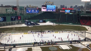 2014 Frozen Fenway: Northeastern Uses Dominant Second Period, Strong Special Teams to Beat UMass Lowell